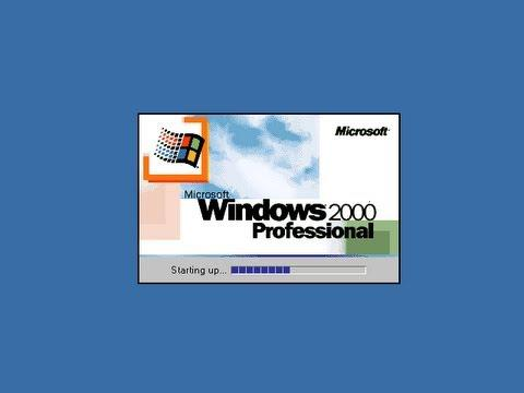 View topic - Windows 2000 'Mini' boot screen - BetaArchive