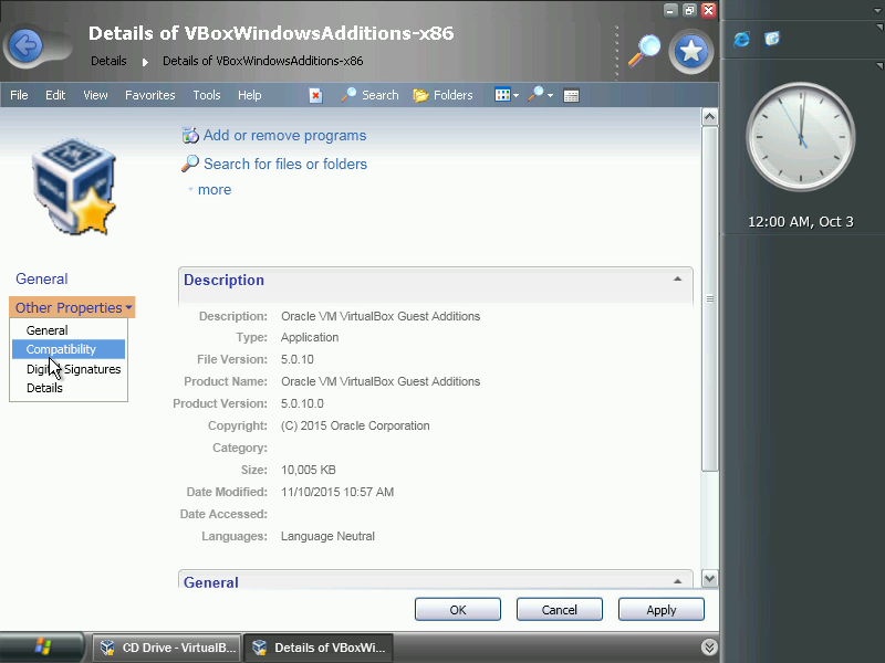 View topic - [HOW TO] Install VirtualBox Additions in