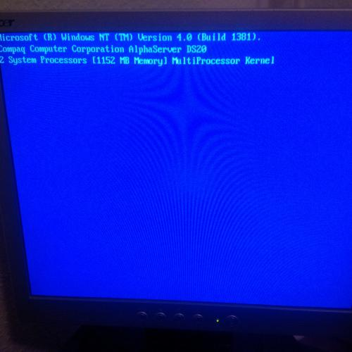 Windows 2000 boot screen