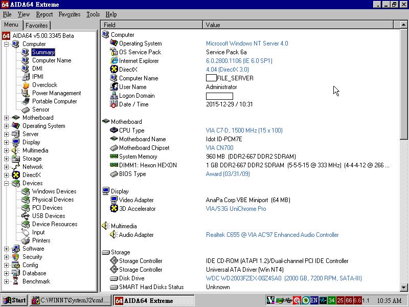 Microsoft Windows NT 4.0 Service Pack 2 Full Version 1454816811.or.99863