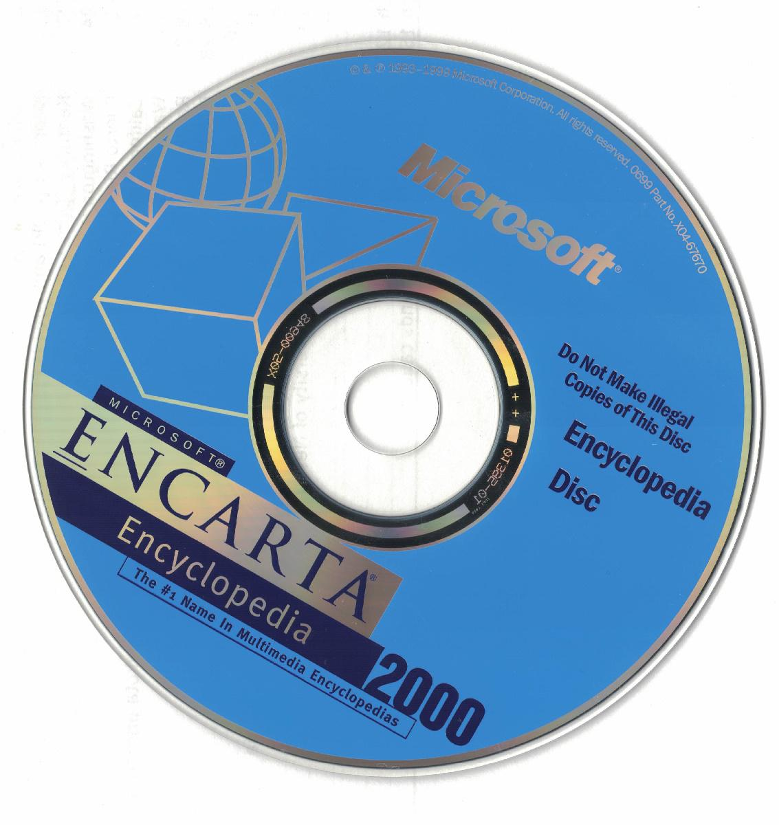 View topic - (Help create) The Definitive List of Encarta