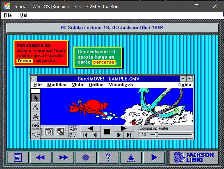 View topic - PC subito (1994) - BetaArchive
