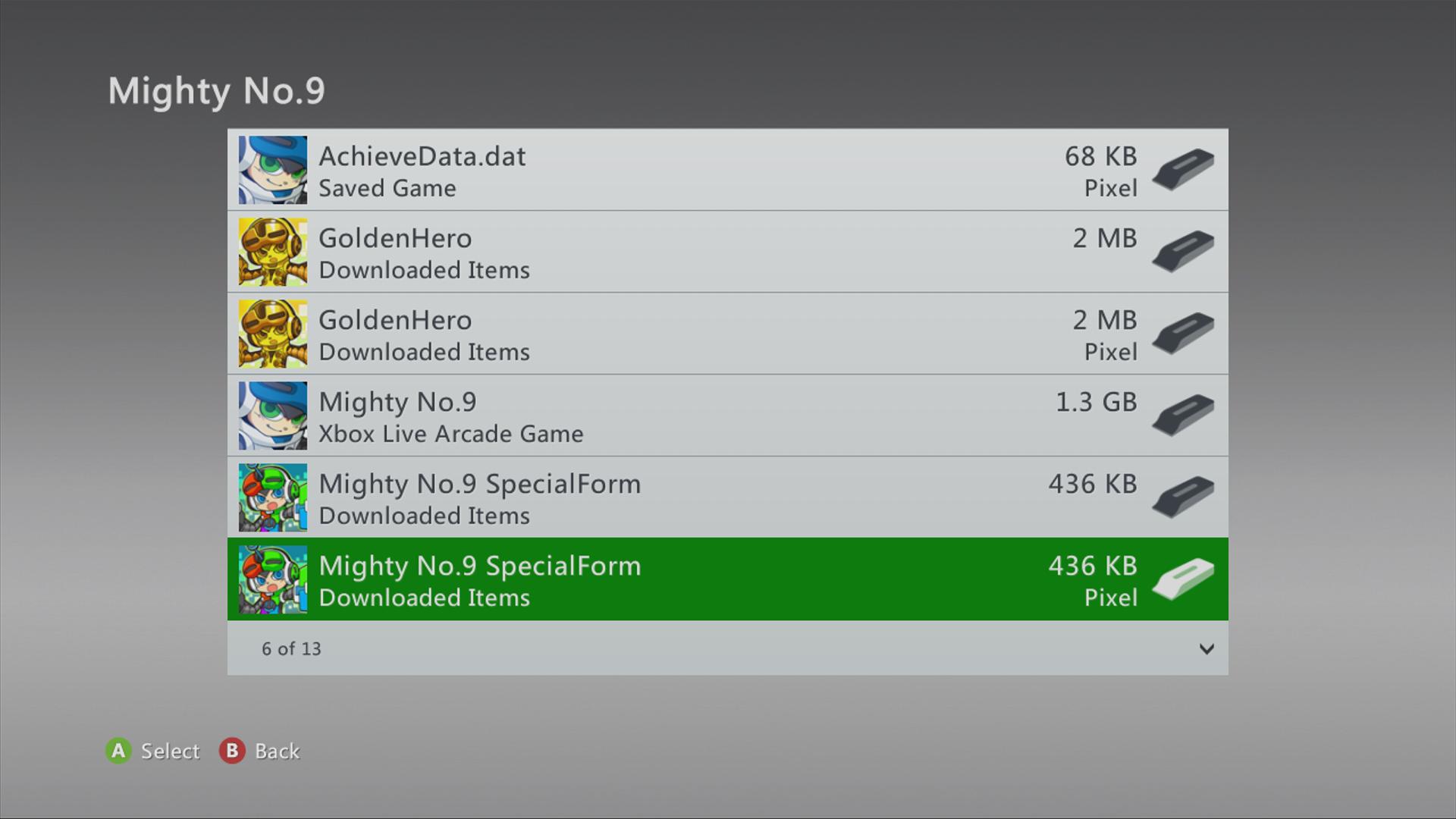 View topic - Mighty No 9 Xbox 360 Debug Beta (June 14 2015