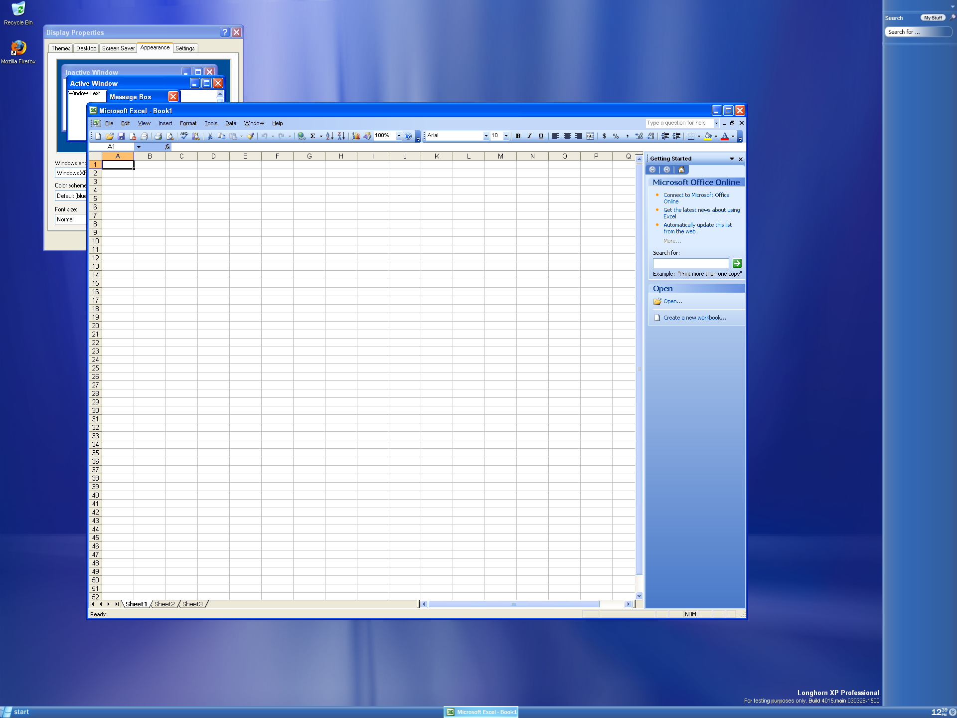 View topic - Hidden Longhorn Plex theme in MS Office 2003