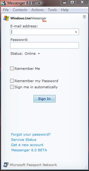 View topic - [OFFER] MSN Explorer & MSN Messenger - BetaArchive