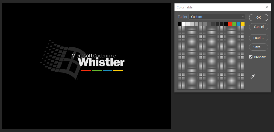 View topic - Whistler boot screen mystery - BetaArchive