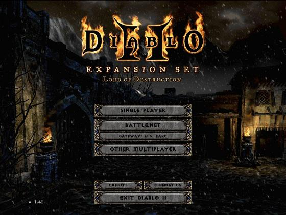 how to play diablo 2 without cd