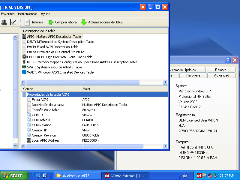 View topic - Does Windows XP have EFI? - BetaArchive