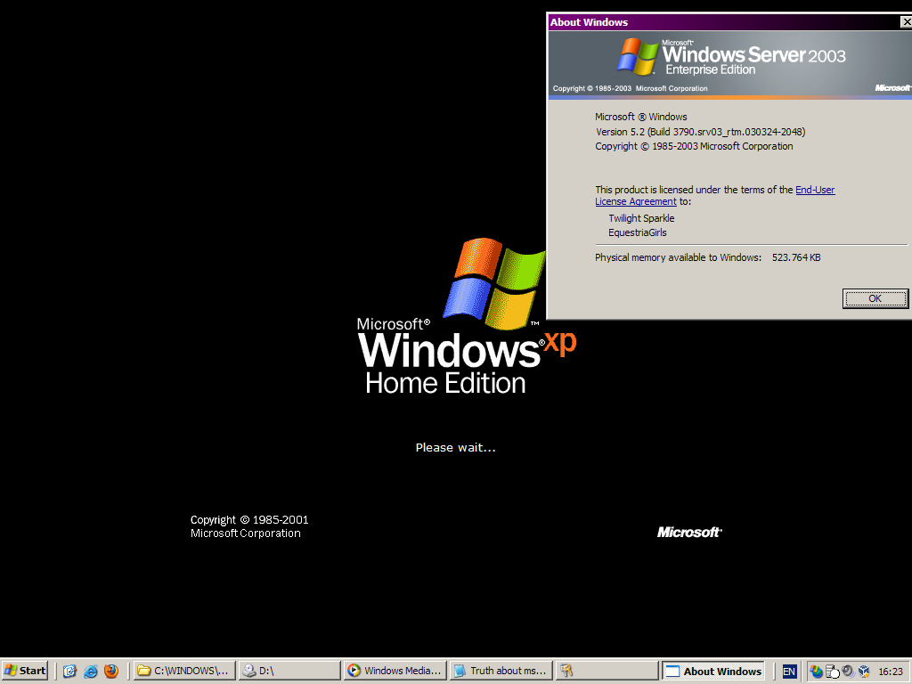 View topic - XP Home Edition OOBE in Server 2003 - BetaArchive