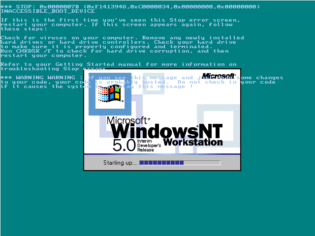 View topic - [Request] Windows NT 5 Build 1796 1 - BetaArchive