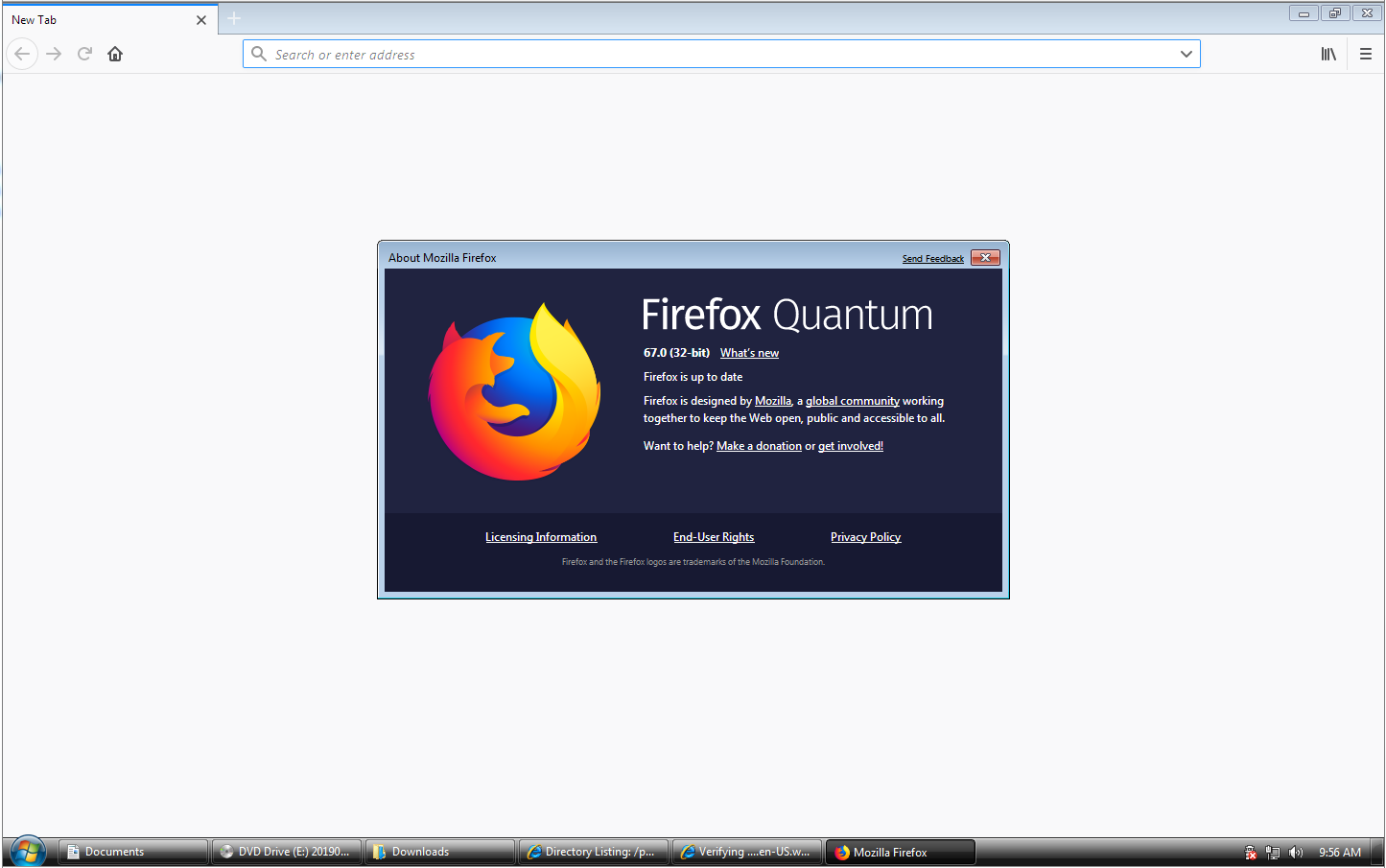 Firefox 67 Download