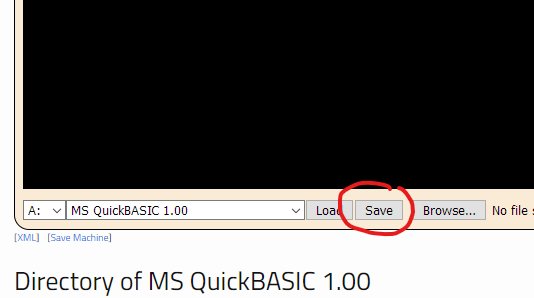 View topic - [Offer] Microsoft Quickbasic 1 00 - BetaArchive