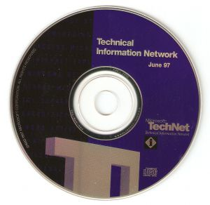 TechNet June 1997 Technical Information Network.jpg
