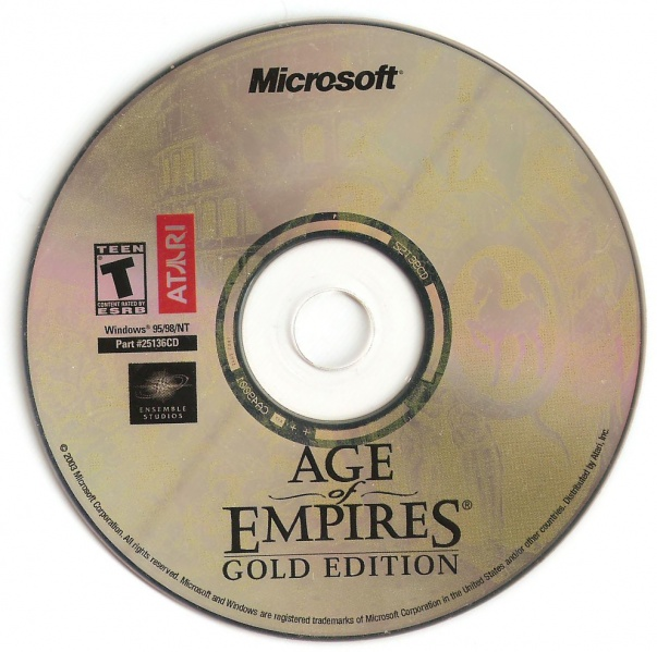 File:Age of Empires Gold.jpg