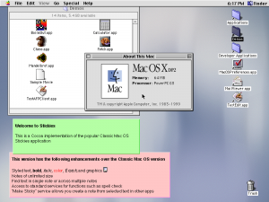 Mac OS X Server 1 x - BetaArchive Wiki